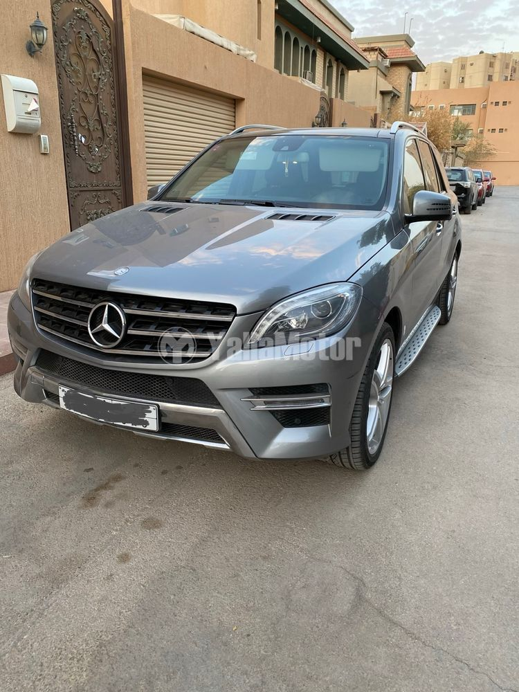 Used Mercedes-Benz ML350 2014