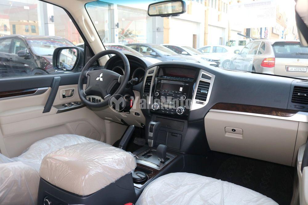 New Mitsubishi Pajero 2020