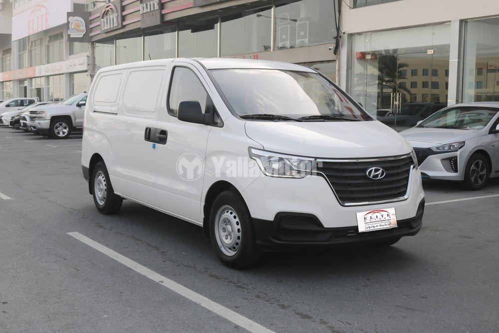 New Hyundai H1 3-Seater Cargo Van  2019