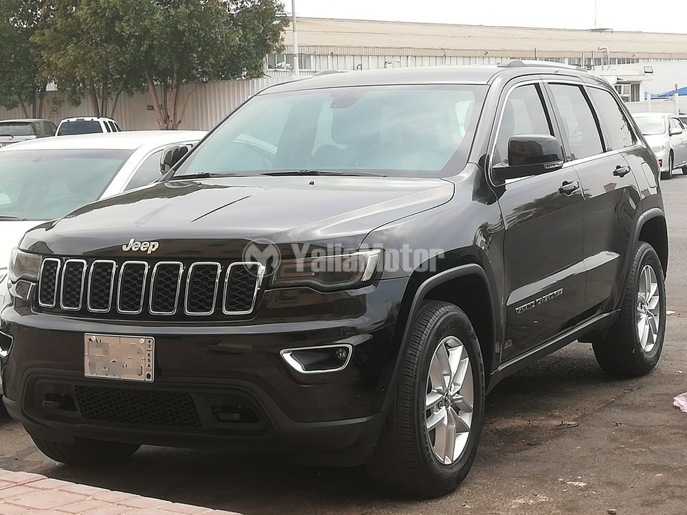 Used Jeep Grand Cherokee 3.6L Laredo 2017
