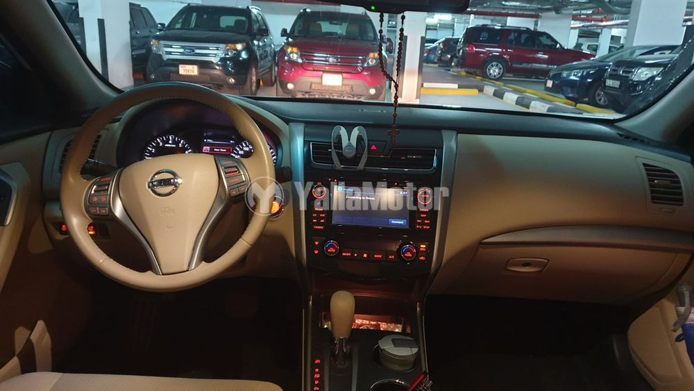 Used Nissan Altima 2.5 SL 2015