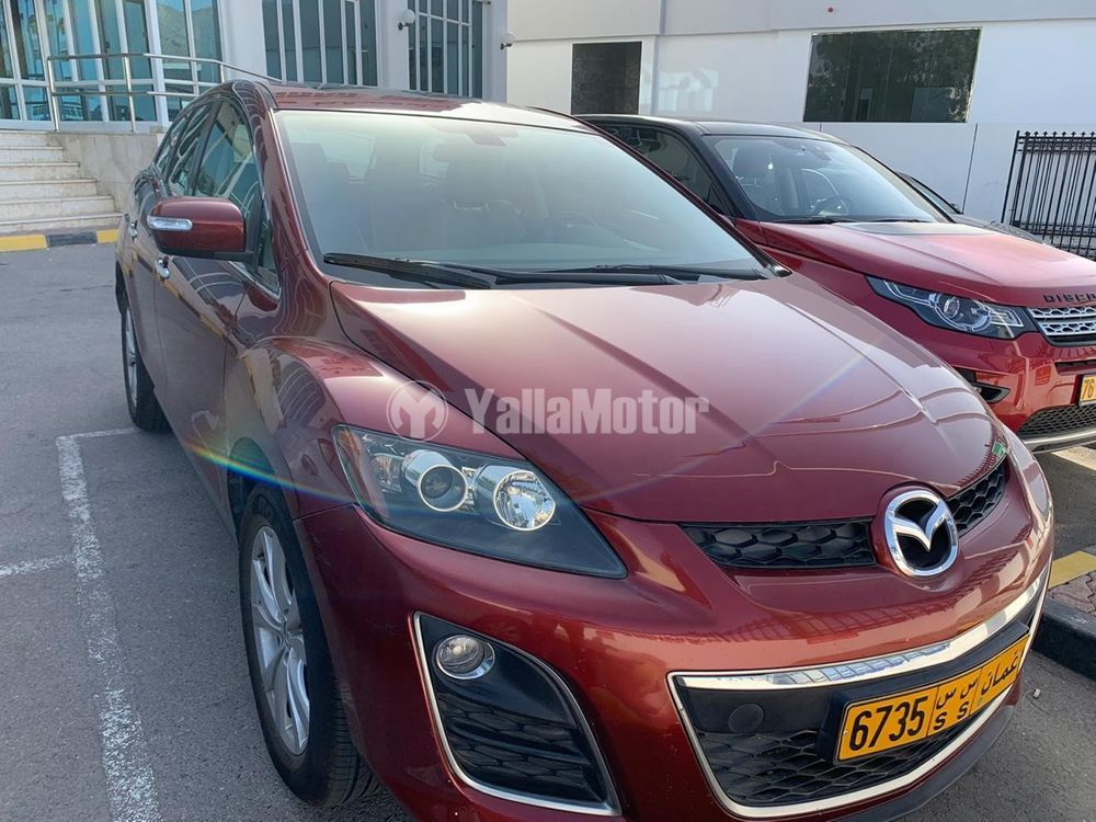 Used Mazda CX-7 4 Door 2.3L 2011