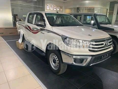 Used Toyota Hilux 2.4L S GLX Double Cab (4x4) 2019