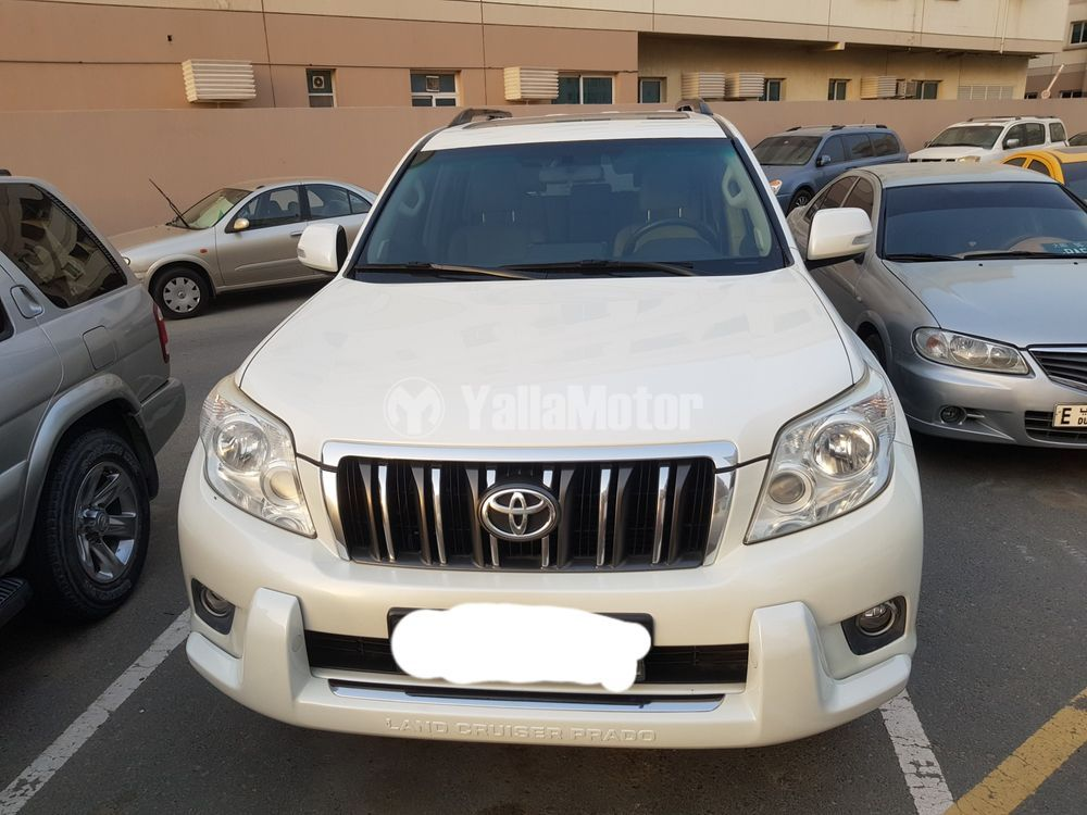 Used Toyota Land Cruiser Prado 4.0L V6 TXL1 2012