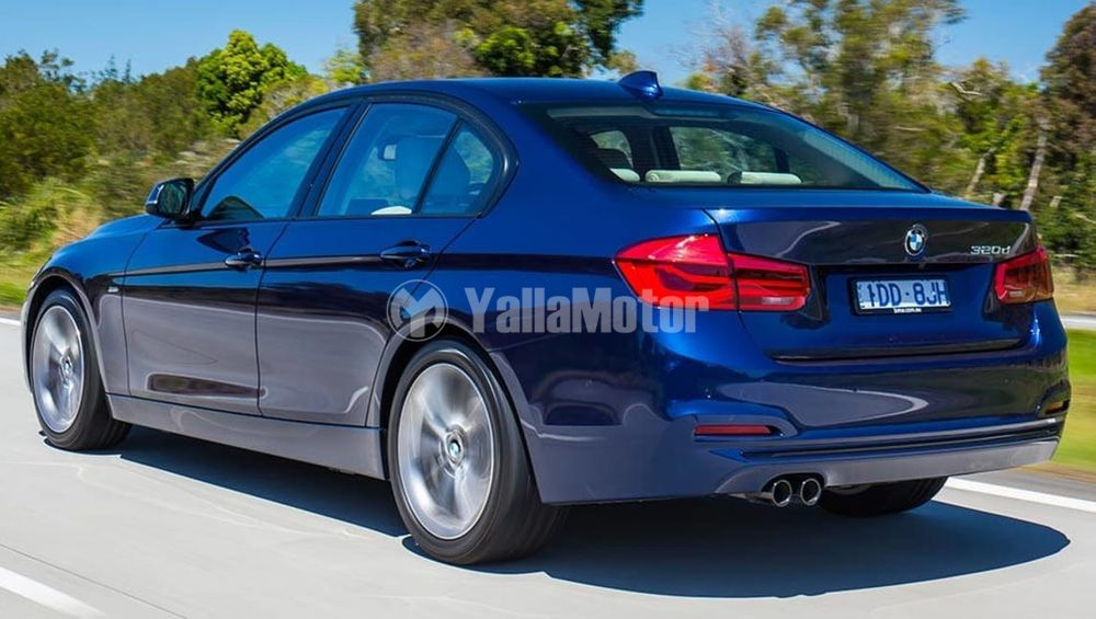 Used BMW 3 Series 320i 2018