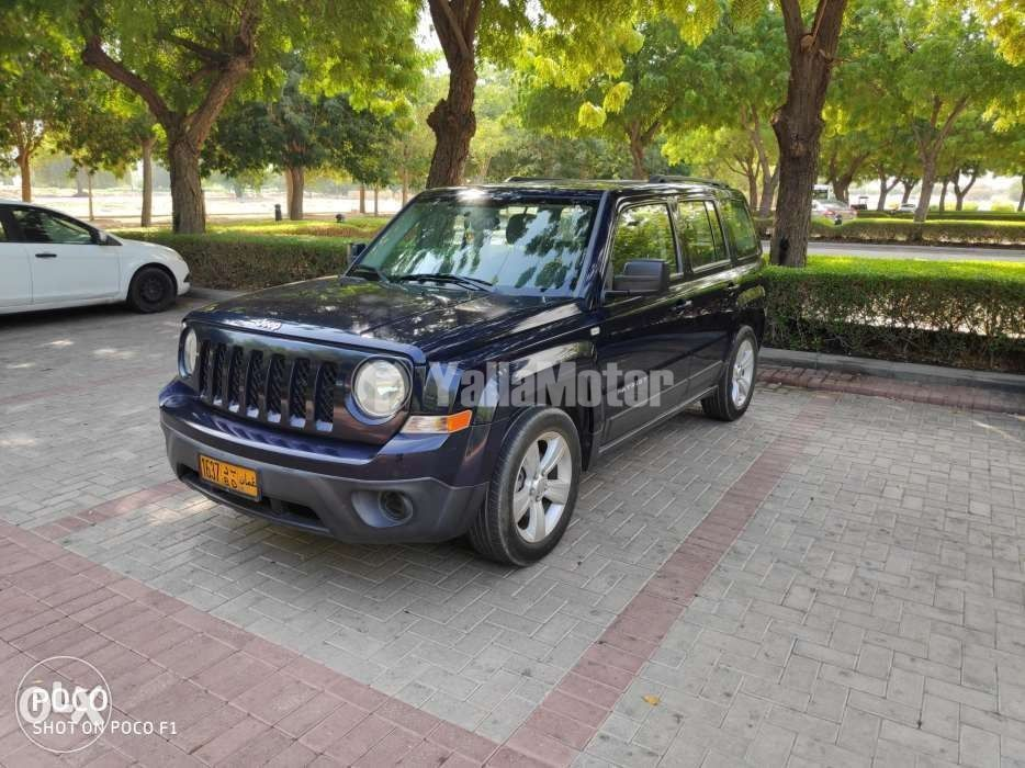 Used Jeep Patriot Sport 2012