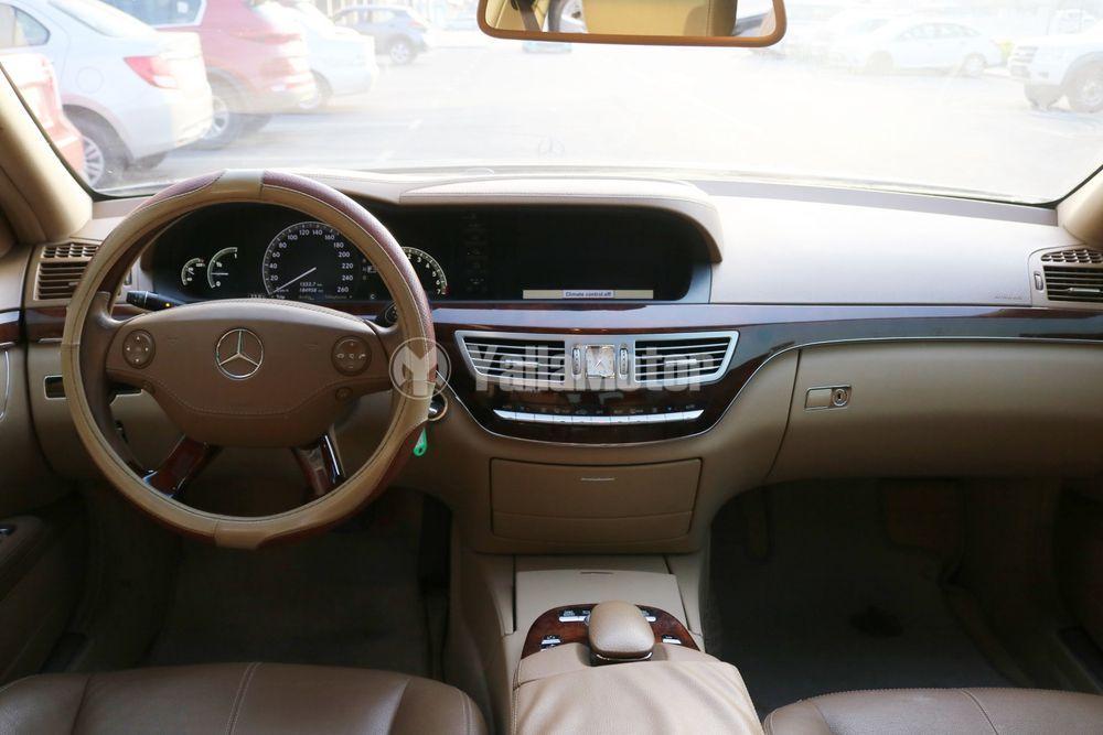 مرسيدس بنز الفئة أس S 350 2008 مستعملة
