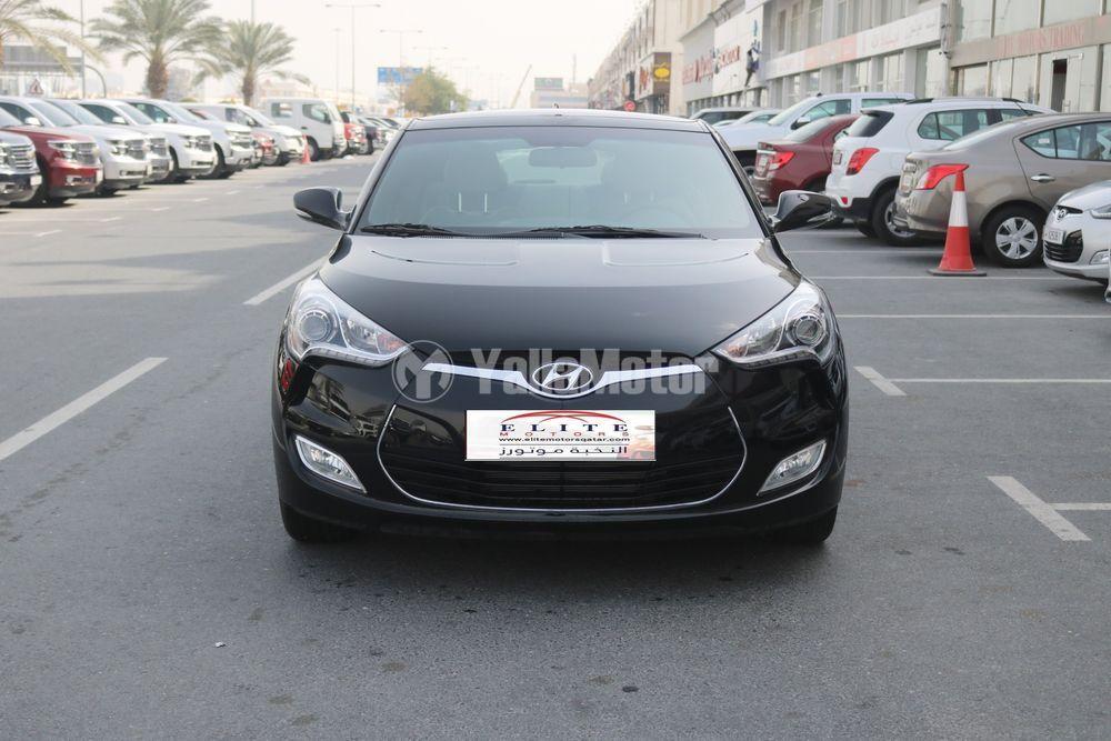 New Hyundai Veloster 2018