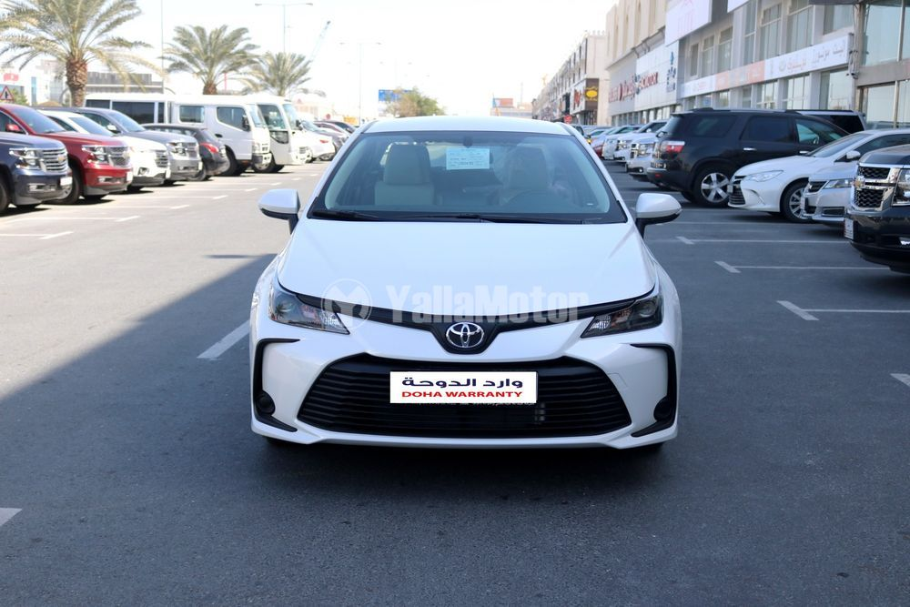New Toyota Corolla 1.6L XLI 2020