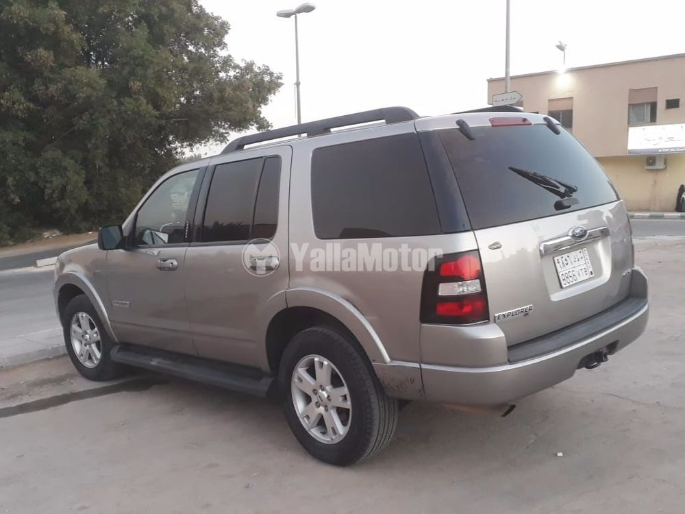 Used Ford Explorer 2008