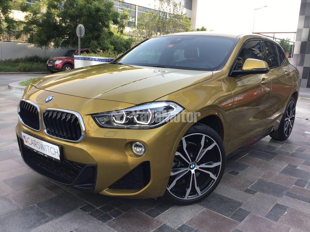 Used BMW X2 2018