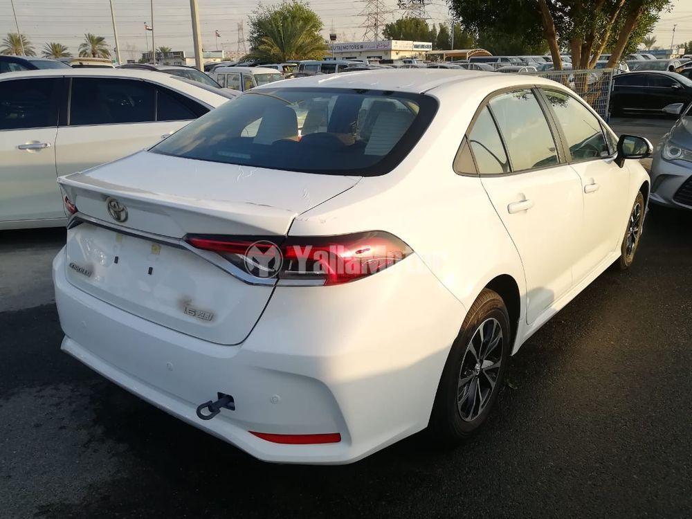 New Toyota Corolla 1.6L Sport 2020