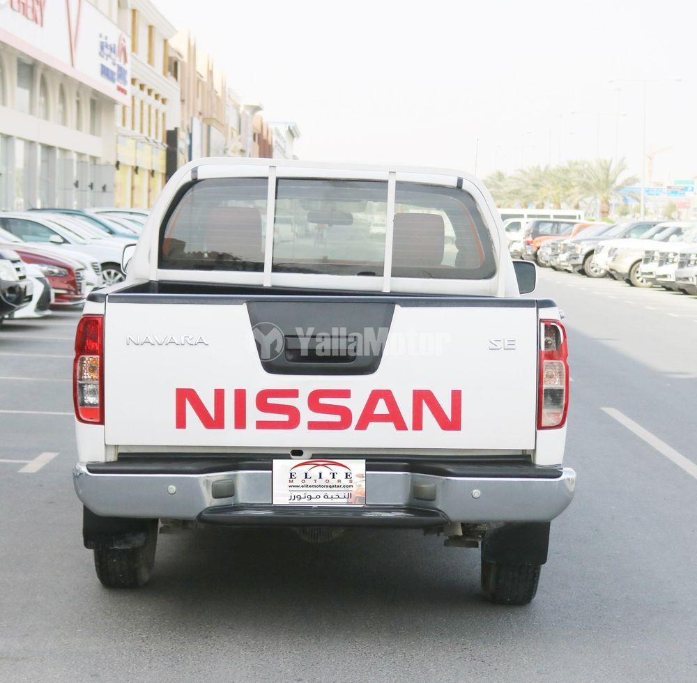 Used Nissan Navara AF 4x2 (6-Seater) M/T 2016
