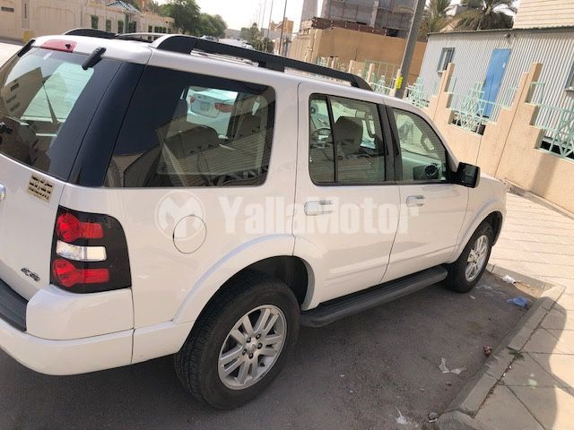 Used Ford Explorer 2010