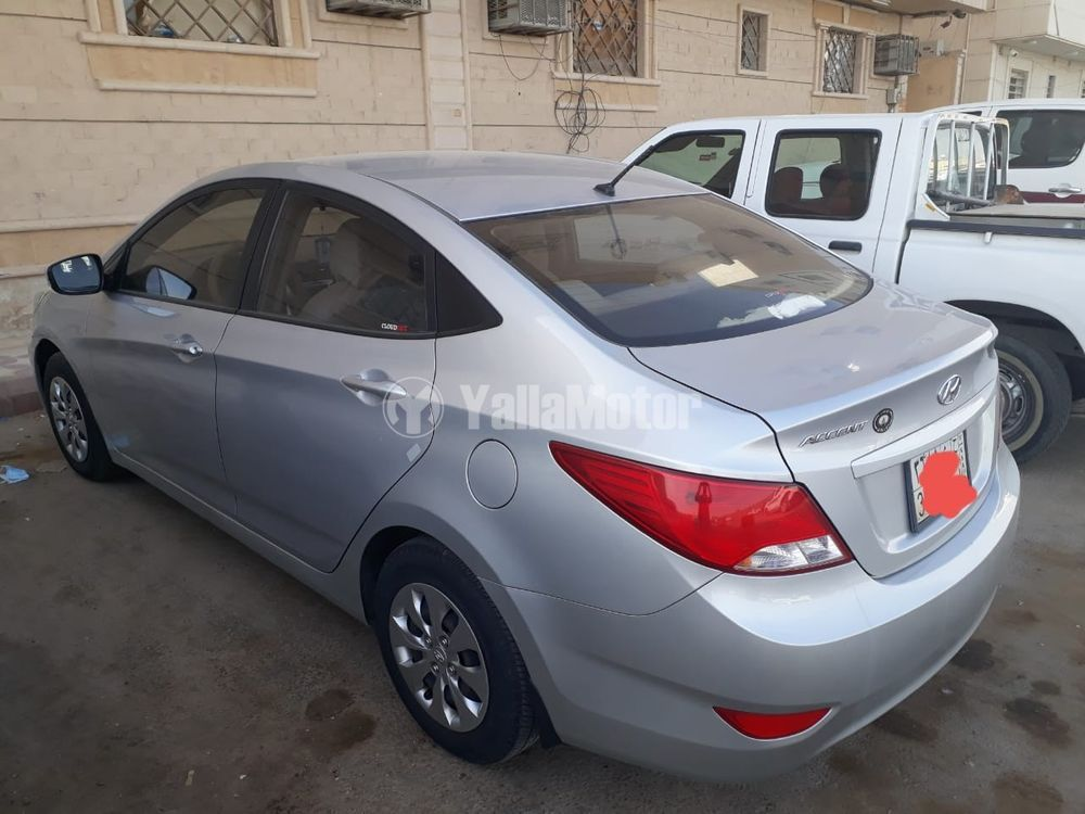 New Hyundai Accent 1.6L GL 2016