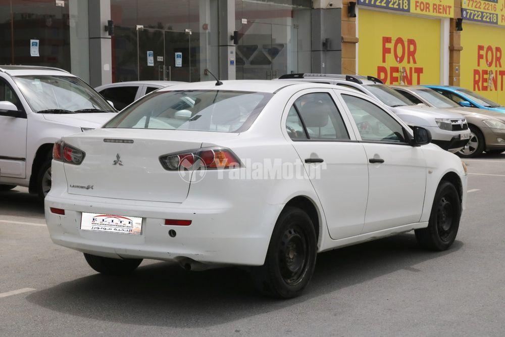 Used Mitsubishi Lancer 2014