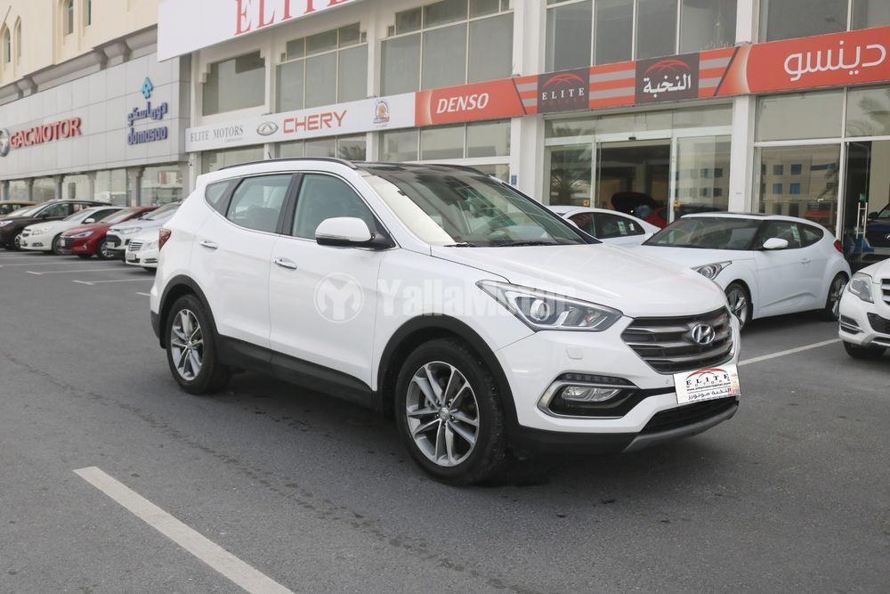 New Hyundai Santa Fe 2018