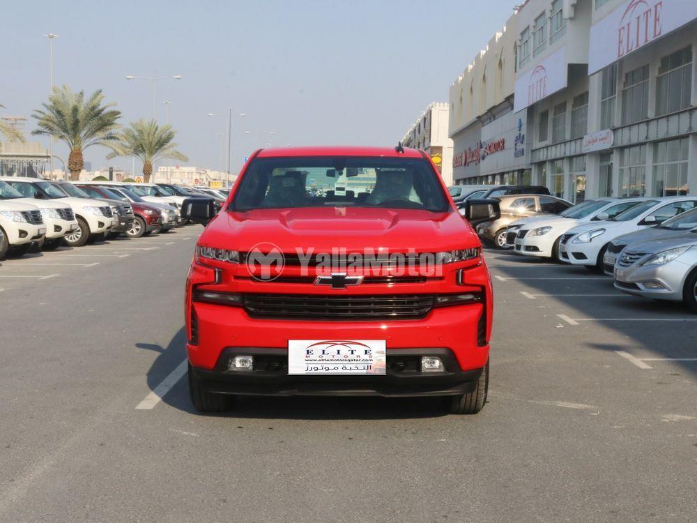 New Chevrolet Silverado 2020