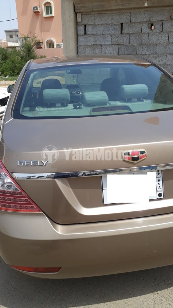 Used Geely Emgrand 7 1.8L GC 2014
