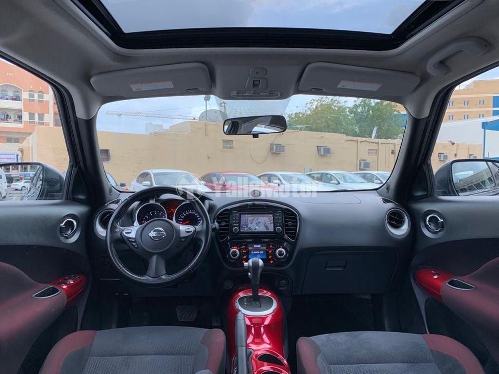 Used Nissan Juke 1.6L S (Full Option) 2015