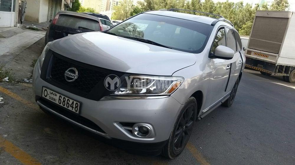 Used Nissan Pathfinder 2013