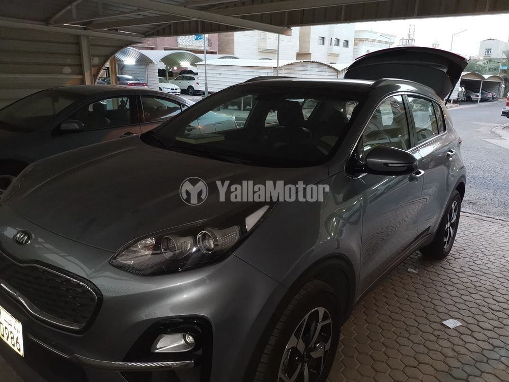 New Kia Sportage 1.6L LX (FWD)  Full Option 2020