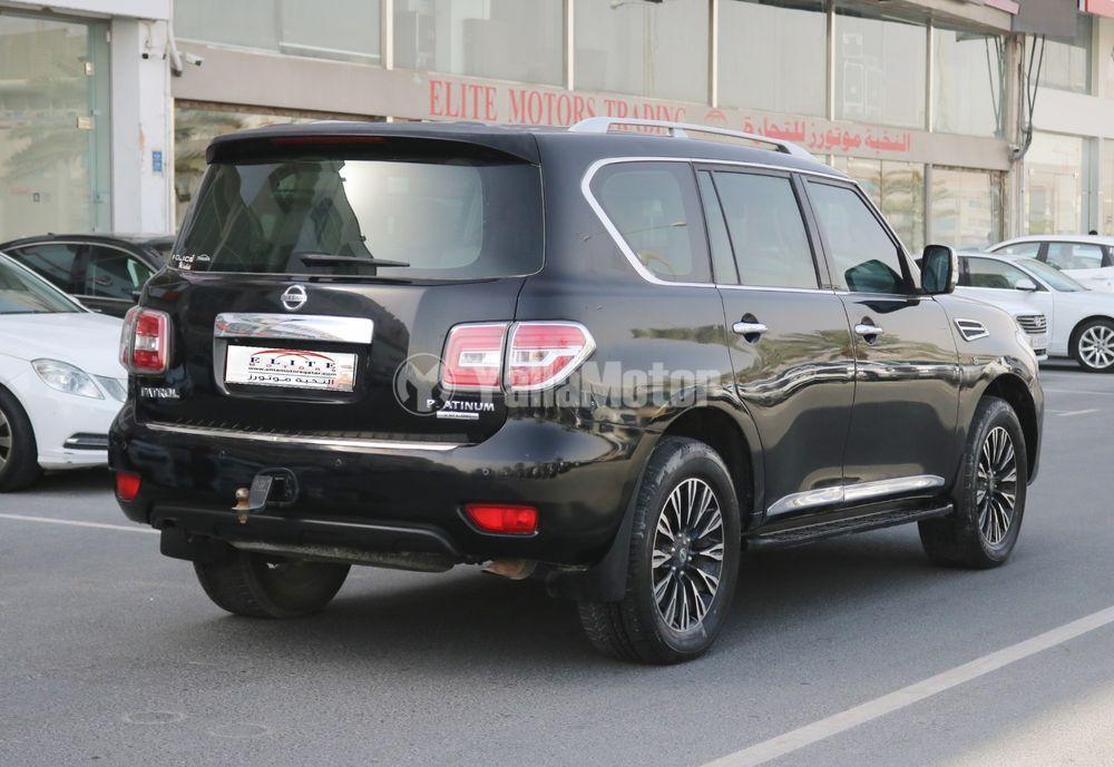 Used Nissan Patrol PLATINUM 2015