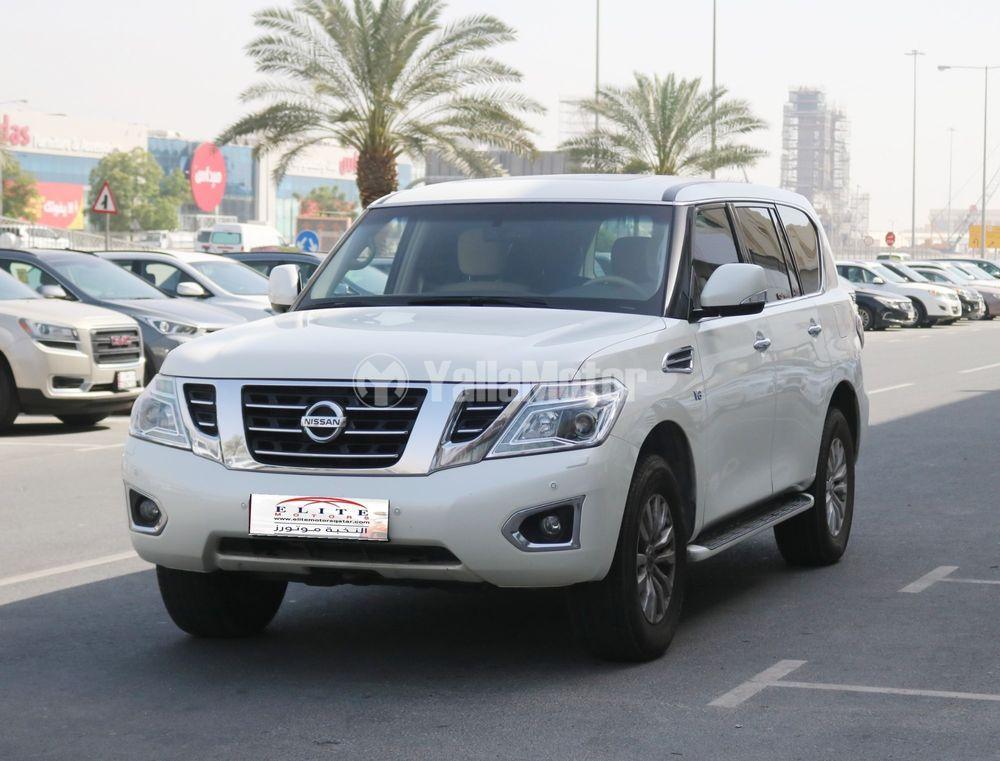 Used Nissan Patrol 4.0L SE 2016