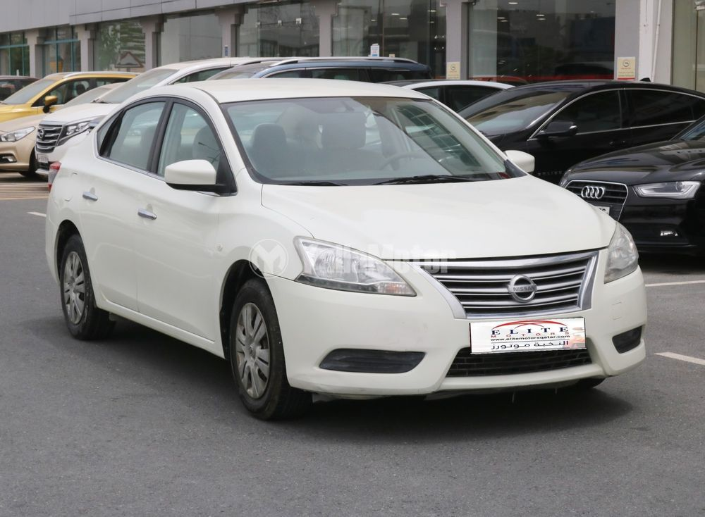 Used Nissan Sentra  1.6L S 2015