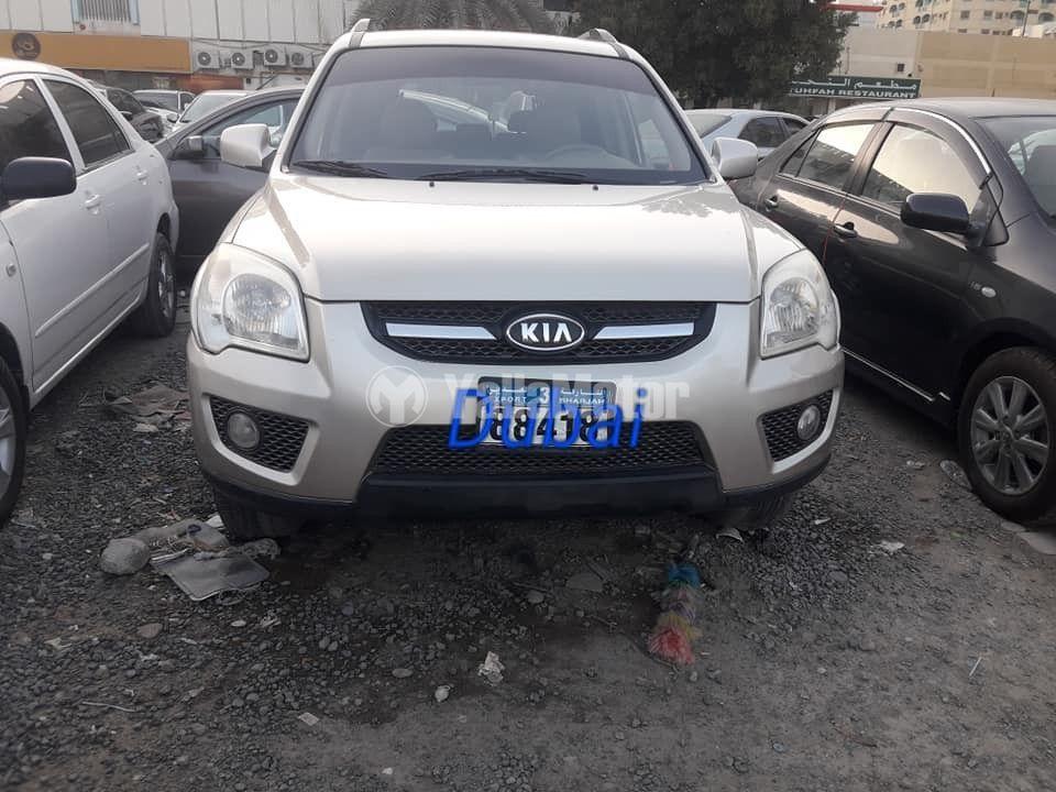 Used Kia Sportage 2009