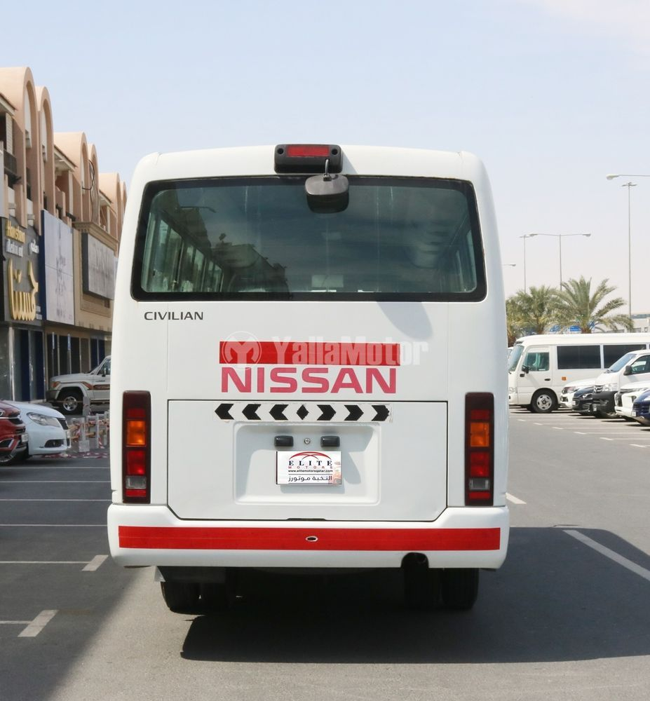 Used Nissan Civilian 2014