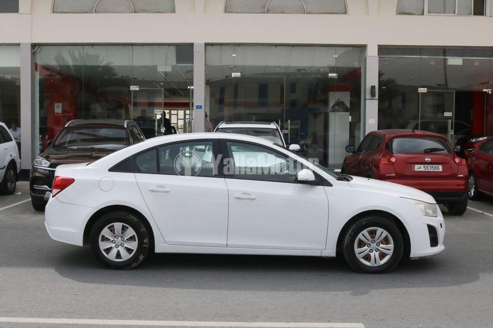 Used Chevrolet Cruze 2015