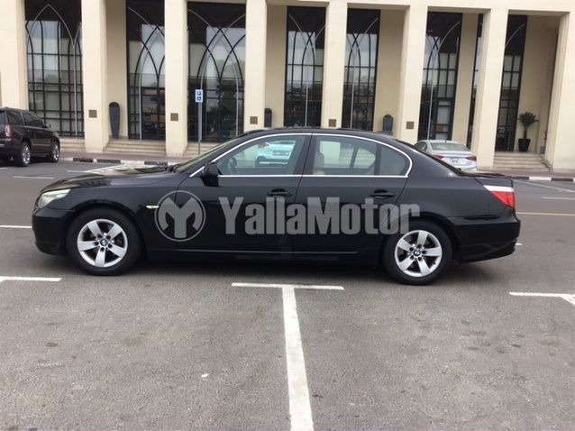 Used BMW 5 Series 2010