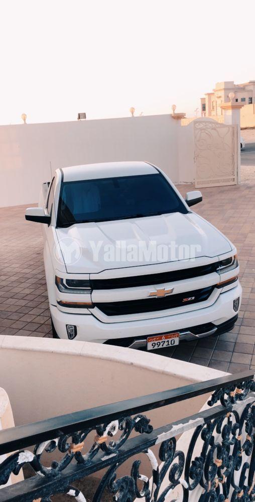 Used Chevrolet Silverado 1500 LTZ 2017