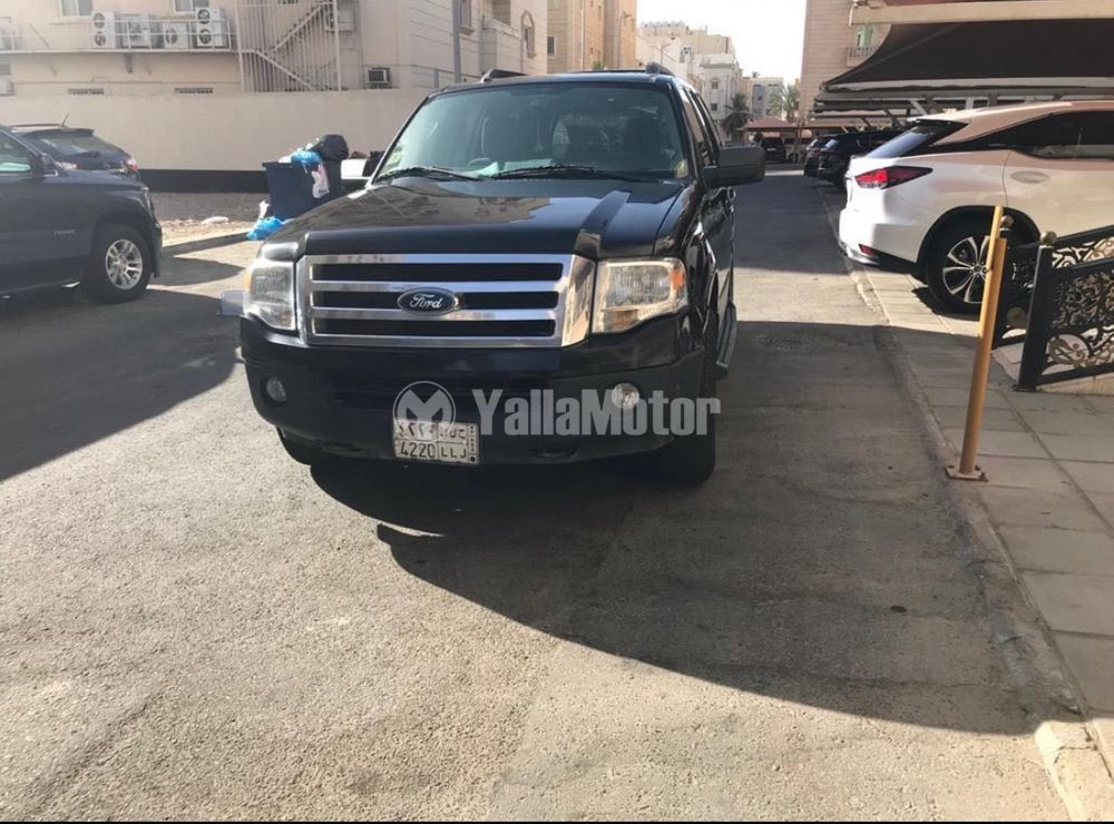 Used Ford Expedition 3.5L EcoBoost XLT 2014