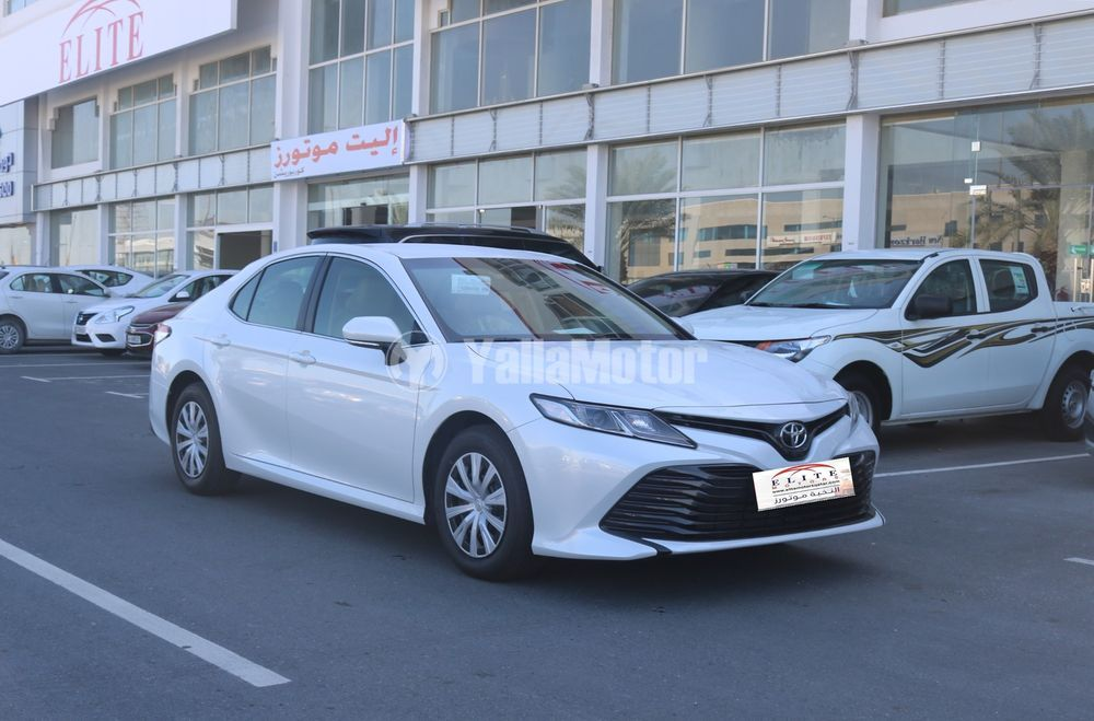 New Toyota Camry 2019