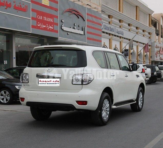 New Nissan Patrol XE 2019