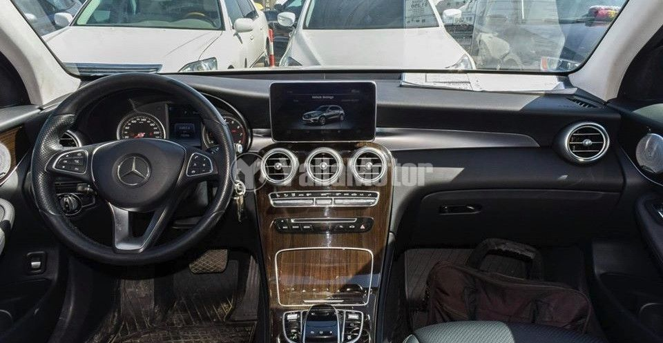 Used Mercedes-Benz GLC-Class 2016