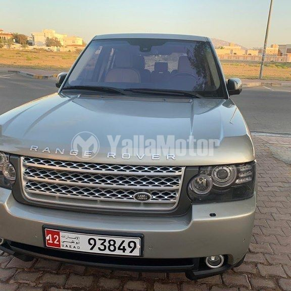 Used Land Rover Range Rover 3.0L V6 HSE (340 PS) 2012