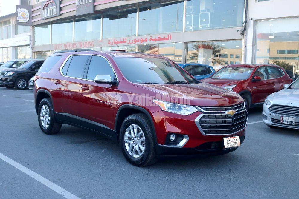 New Chevrolet Traverse 2019