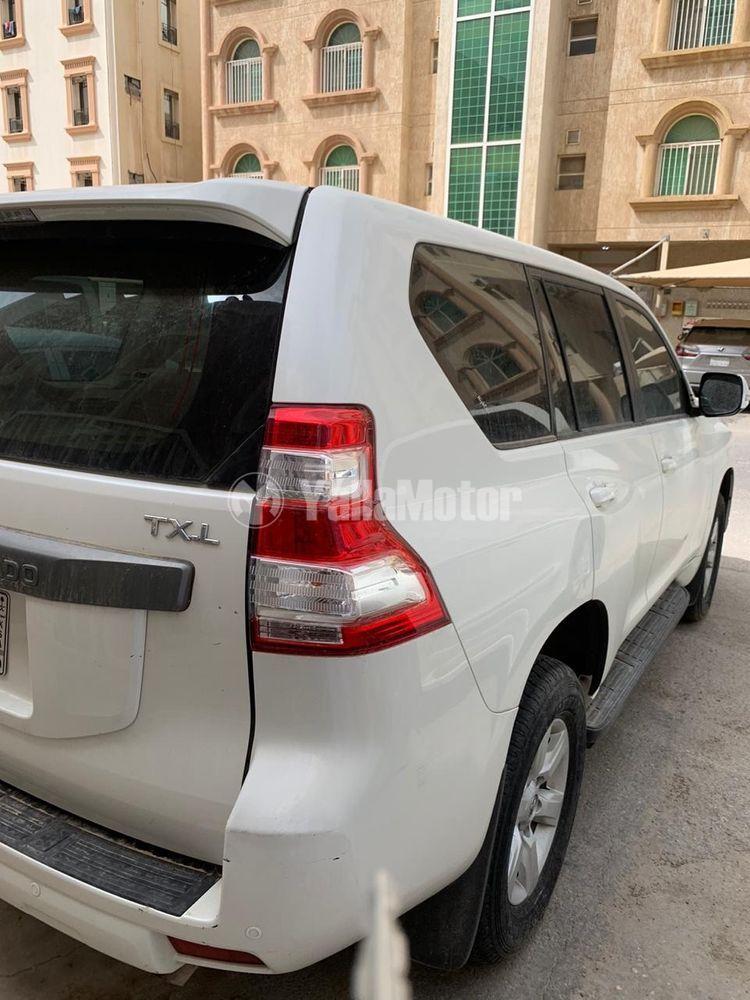 Used Toyota Land Cruiser Prado TXL 2014