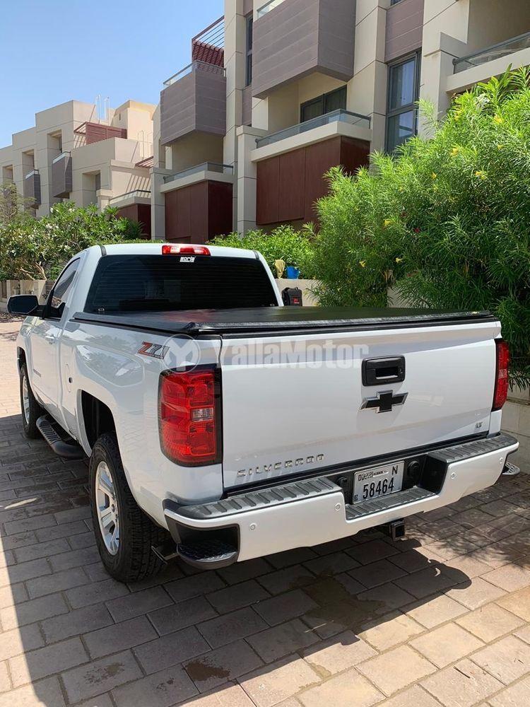 Used Chevrolet Silverado 1500 2018