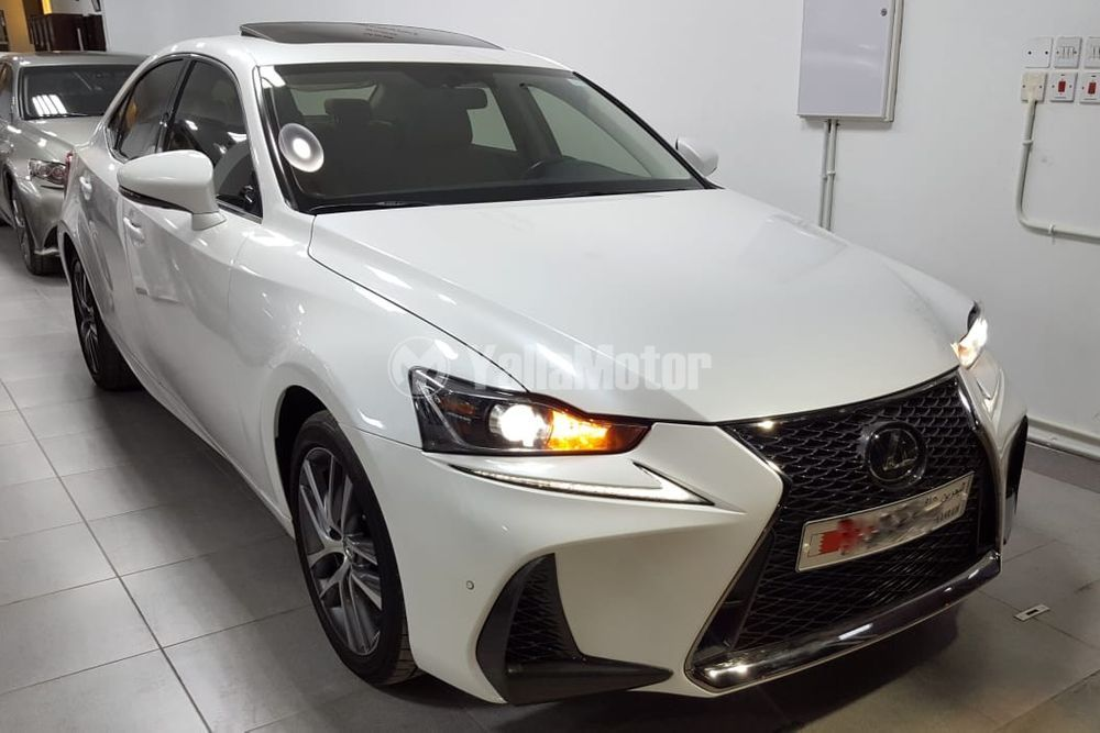 Used Lexus IS 200t Exclusive 2017
