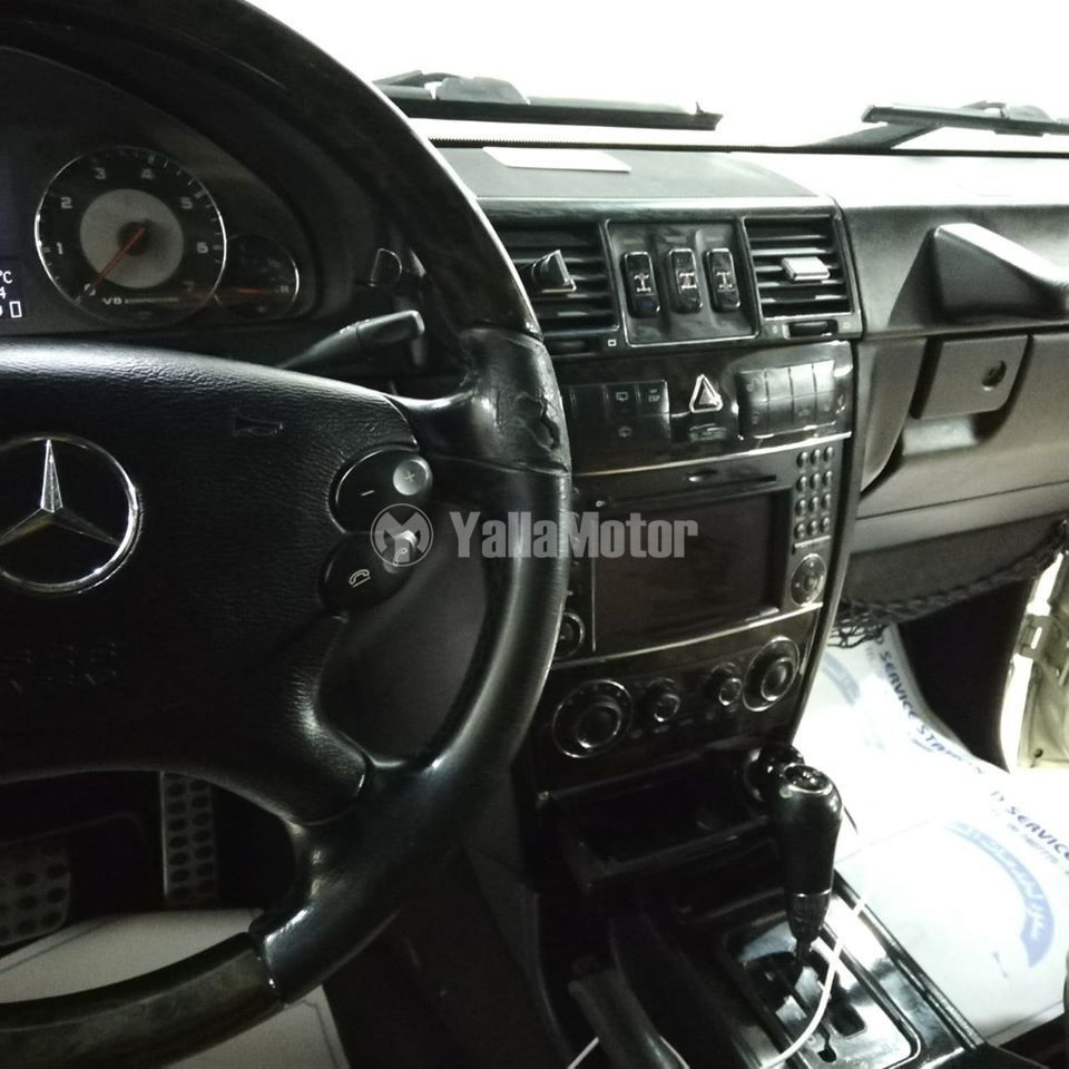 مرسيدس بنز الفئة- جي G 55 AMG 2009 مستعملة