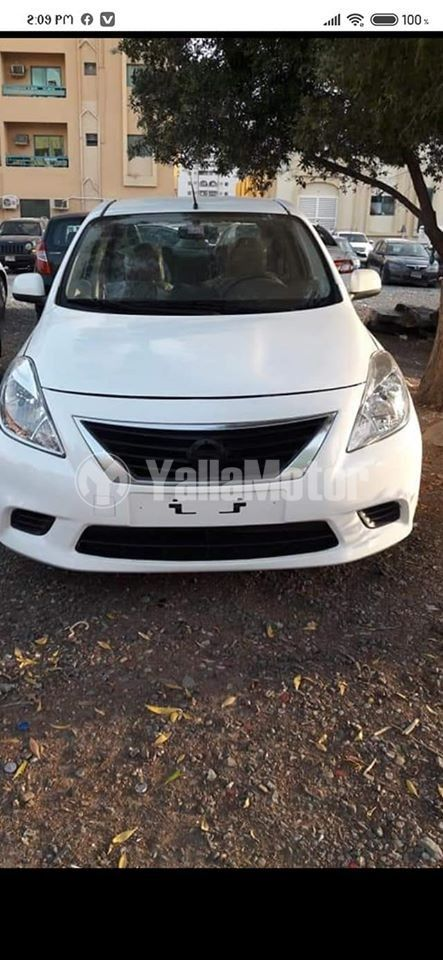 Used Nissan Sunny 2014