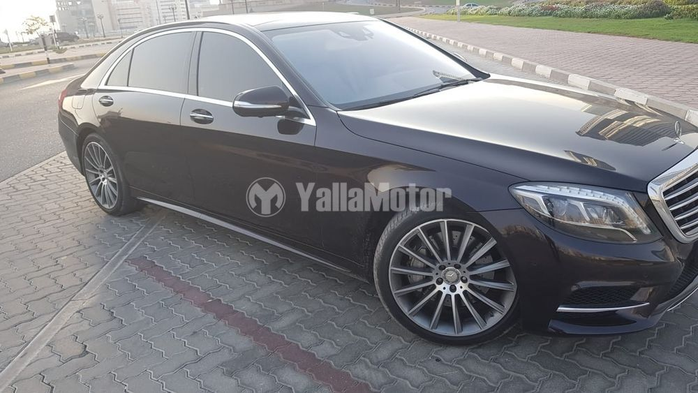 Used Mercedes-Benz S-Class S 400 2015