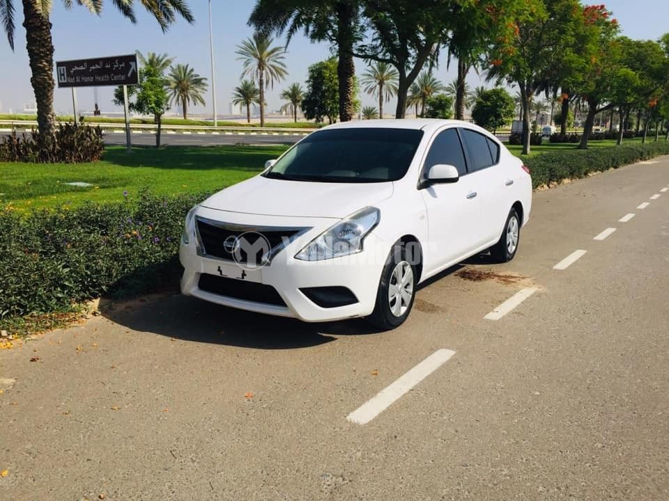 Used Nissan Sunny 2017