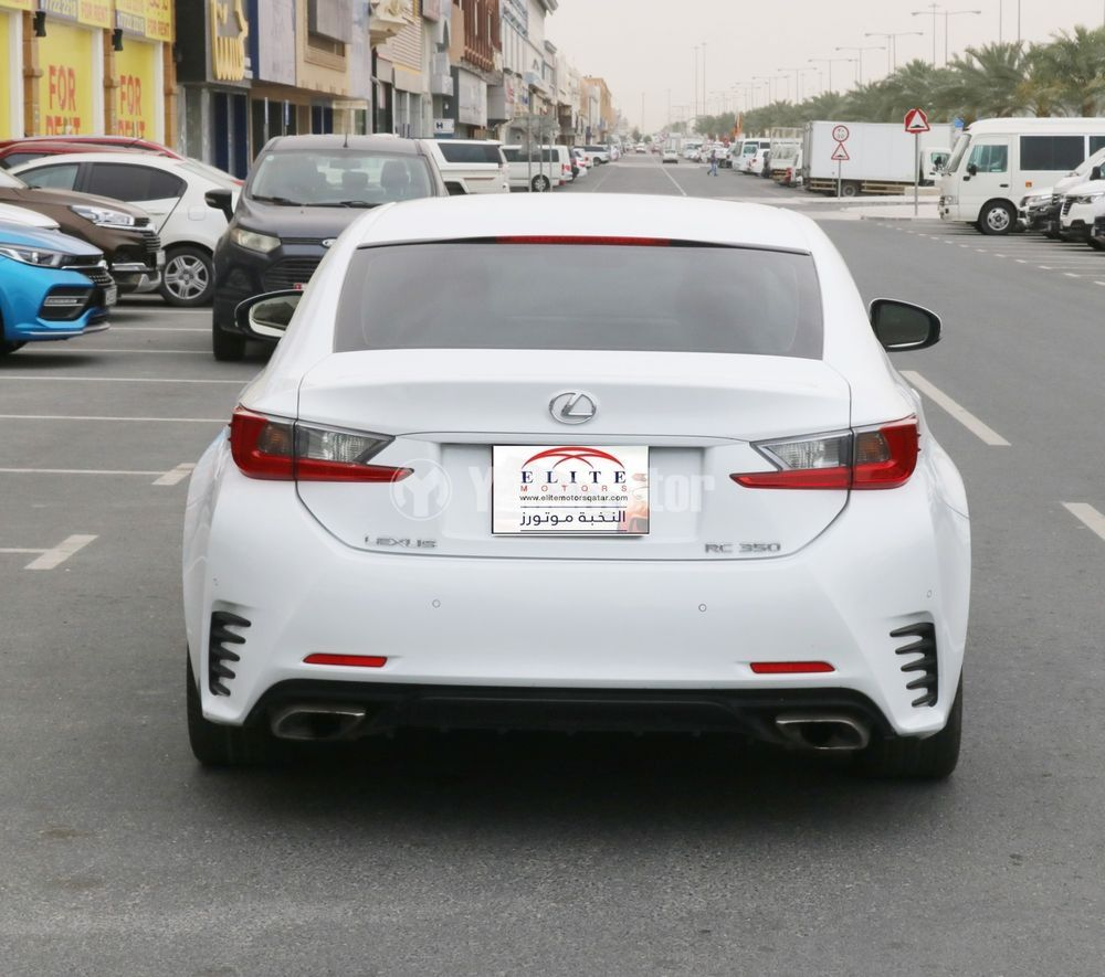 Used Lexus RC 2015
