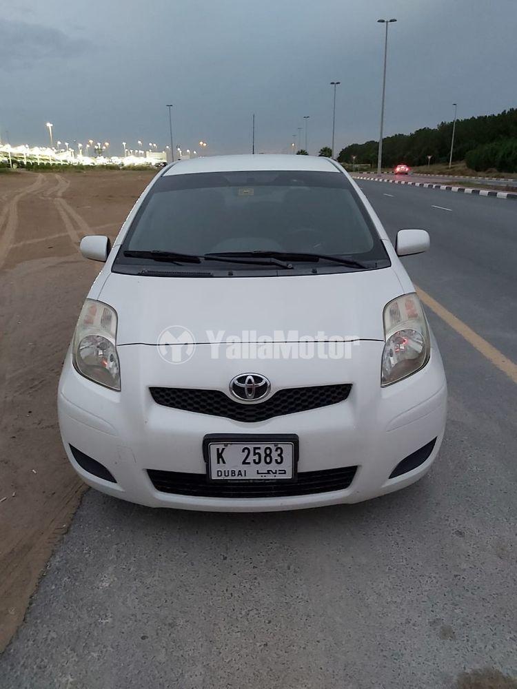 Used Toyota Yaris 2010