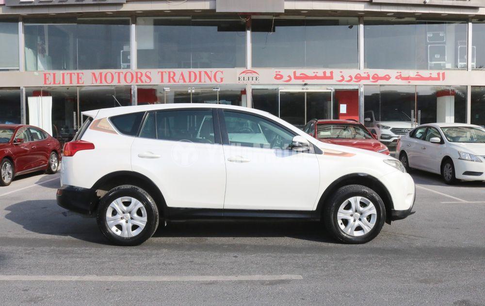 Used Toyota Rav4 4 Dor 2.4L  2014